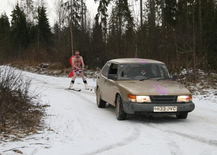 Extreme Trifle Baltic Ice Rally