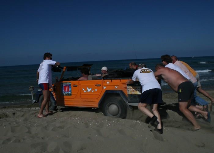 Extreme Trifle Caucasus Mountain Rally