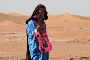 berber inflatable guitar