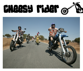 Extreme Trifle Events - Cheesy Rider
