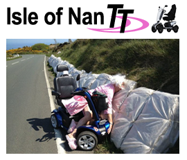 Extreme Trifle Adventures- Isle of Nan TT
