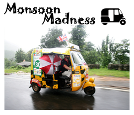 Extreme Trifle Adventures - Monsoon Madness