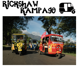 Extreme Trifle Events - Rickshaw Rampage