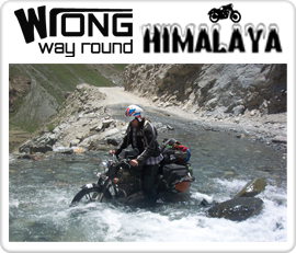 Extreme Trifle Adventures - Wrong Way Round Himalaya