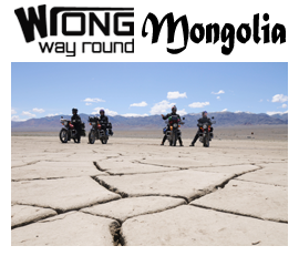 Extreme Trifle Events - Wrong Way Round Mongolia