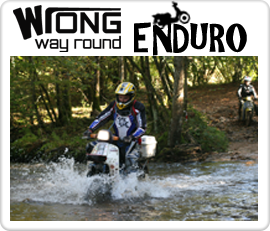 Extreme Trifle Adventures - Wrong Way Round Enduro