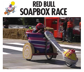 Extreme Trifle Adventures - Red Bull Soap Box Race